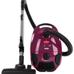 BISSELL Zing Bagged Canister Vacuum Purple 4122 Review