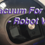 Best Vacuum for the Elderly is a Robot Vacuum